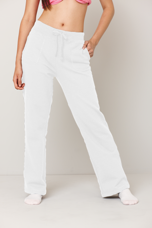 Gildan Heavy Blend 8.0 Ounce Ladies' Open Bottom Sweatpants